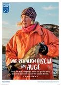 MSC 20 Jahre POS Poster Fischerin