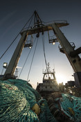 Trawling nets south african Hake fishery