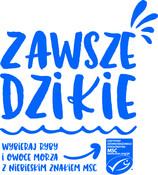 Zawsze dzikie Logo v 2 - Keep it wild PL