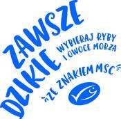 Zawsze dzikie Logo v 3 - Keep it wild PL