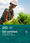 Get Certified Guide (interactive) - ASC-MSC Seaweed Standard
