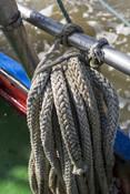 brown shrimp rope