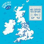 MSC Certified Fish & Chips Shops