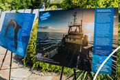 MSC educational photo exhibition