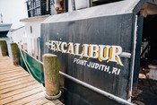 "Squid Fishery - Fishing Boat ""Excalibur"""