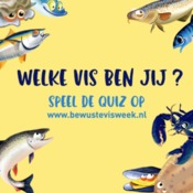 Fishquiz Think Fish Week in the Netherlands and Belgium