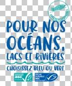 Think Fish Week logo vertical FR Belgium