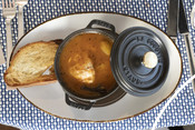 Wild American Seafood Dinner - Rockfish entree